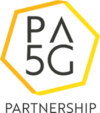 pa for 5g partnership icon